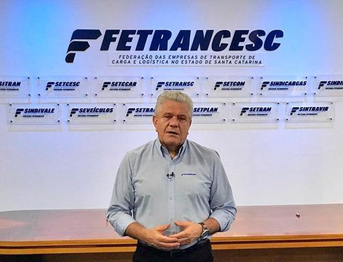 Presidente FETRANCESC